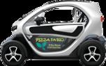 Livraison de pizzas totalement gratuite.