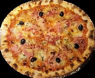 Commande en ligne de pizza