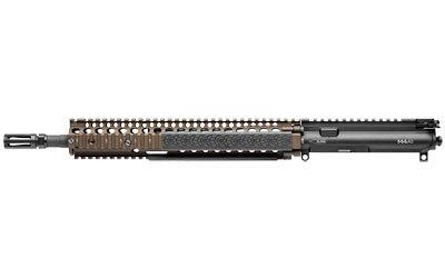 """DD M4A1 UPPER URG 14.5""""PB 556 FDE"""
