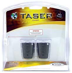 TASER C2 AIR CARTRIDGES 2-PK (15 FT)
