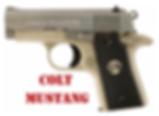 Colt Mustang Grips