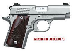 Kimber Micro 9 Grips