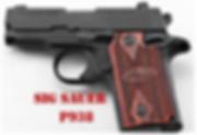 Sig Sauer P938 Grips