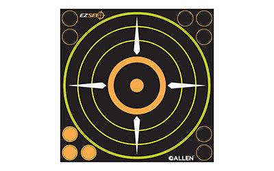 "ALLEN EZ SEE ADHESIVE TRGT 8.5"" 6PK"