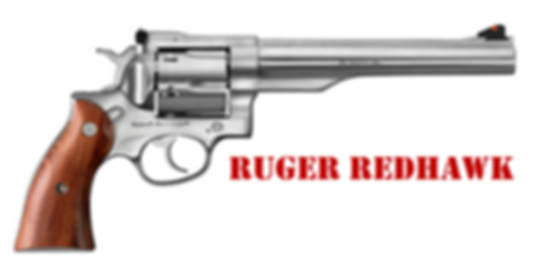 Ruger Redhawk Grips