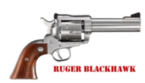 Ruger Blackhawk Grips