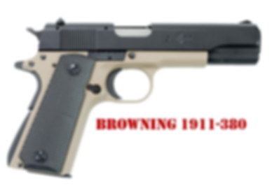 Browning 1911-22/.380 Grips