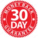 30 day money back guatantee
