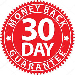 30 day money back guatantee