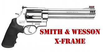 Smith & Wesson X-Frame Grips