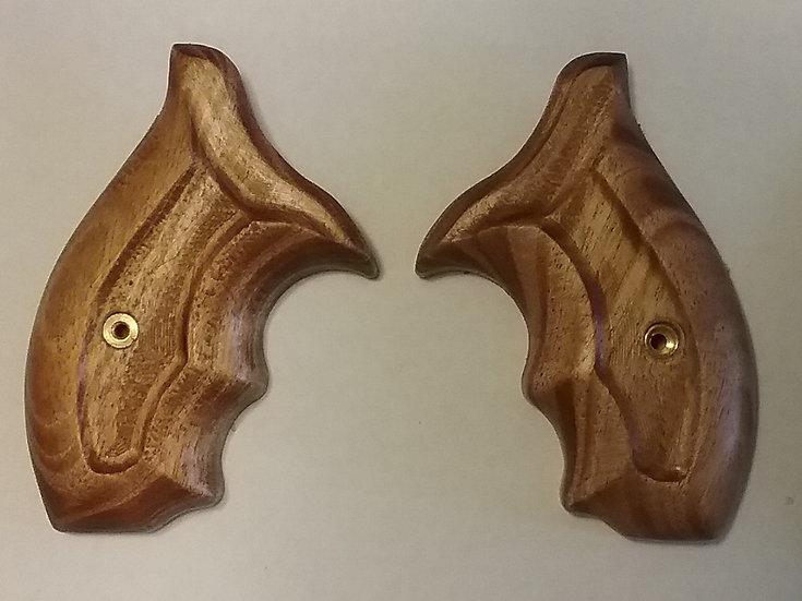 S&W J-Frame Undercut Round Butt Grip Custom Made to Order