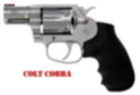 Colt Cobra Grips
