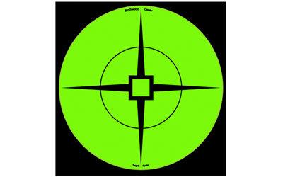 "B/C TARGET SPOTS GREEN 10-6"""