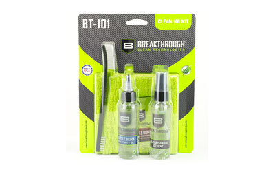 BREAKTHROUGH BASIC CLEANING KIT 12PK