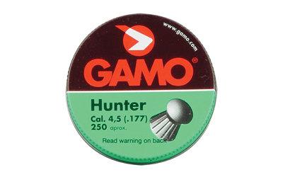 GAMO 250 HUNTER PELLTS RND NOSE .177