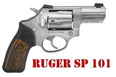 Ruger SP 101 Grips