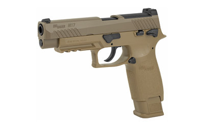 SIG M-17 AIR .177 CO2 20RD TAN