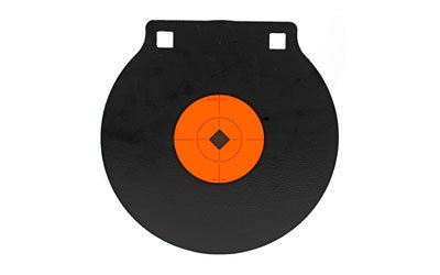 """B/C 8"""" GONG TWO HOLE 3/8"""" AR500 STL"""
