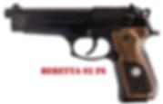 Beretta 92 FS Grips