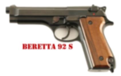 Beretta 92S Grips