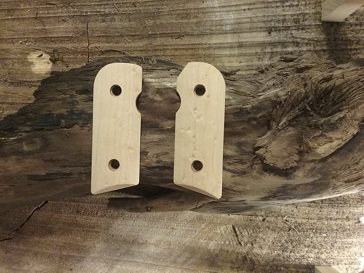 Kimber Solo -  Birdseye Maple Grips