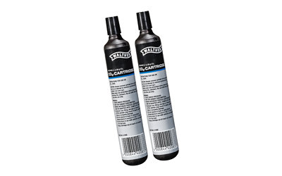 WALTHER 88G CO2 CYLINDER 2/PK