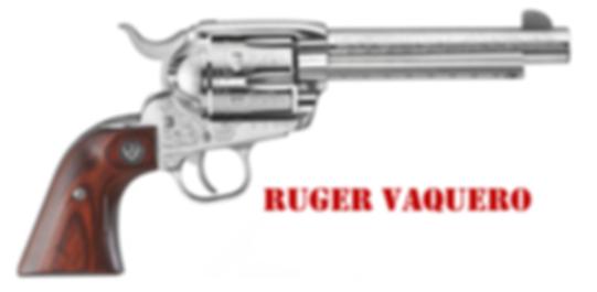 Ruger Vaquero Grips