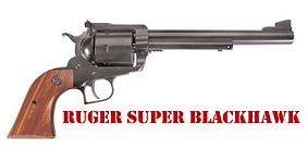 Ruger Super Blackhawk Grips