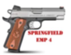 "Springfield Emp 4"" Grips"