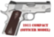 1911 Compact Officer Model