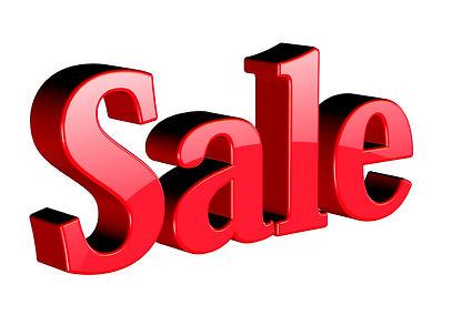 Sales / Promo Items