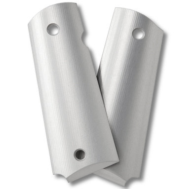 1911 - Full Size - Smooth Aluminum Grips