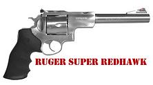 Ruger Super Redhawk Grips