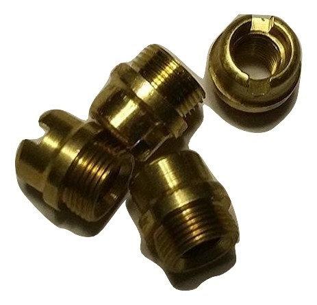 1911 Grip Screw Bushings - Standard - Brass