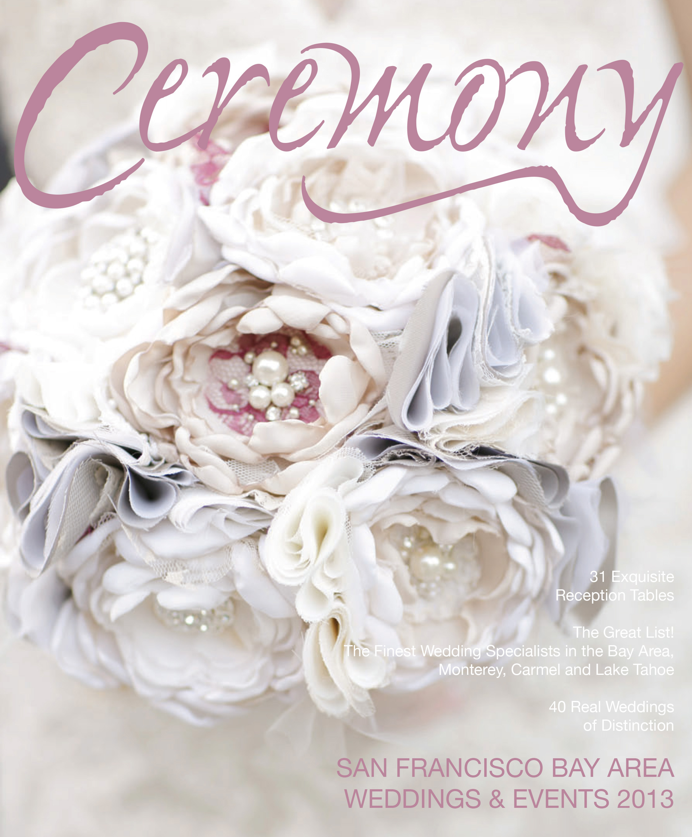 Ceremony Magazine 2013