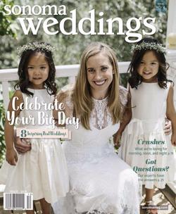 Sonoma Weddings Magazine 2016/17