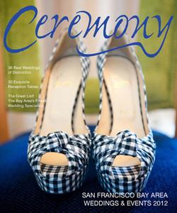 Ceremony Magazine 2012