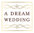 A Dream Wedding logo wedding planner