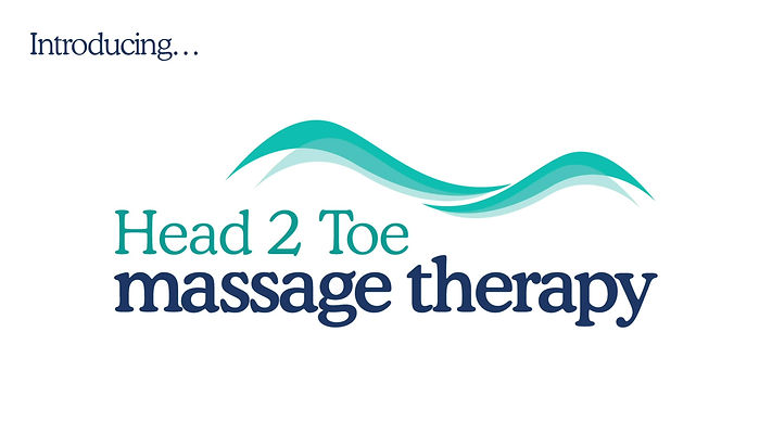 Introducing Head 2 Toe Massage Therapy