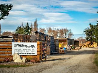 Loburn Sawmill