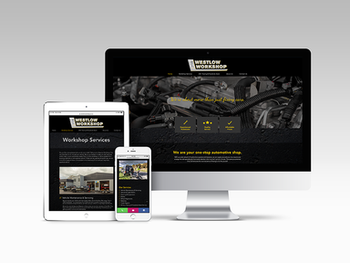 Westlow Workshop Website