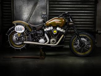 Rolling Thunder - Harley Davidson