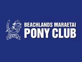 Beachlands Maratai Pony Club