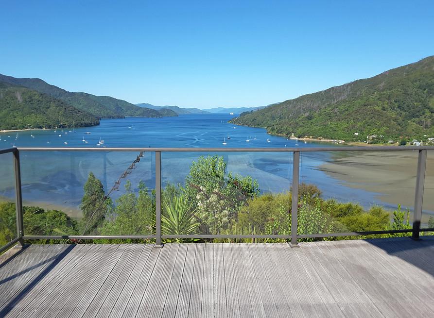 Okiwa Bay Lodge View