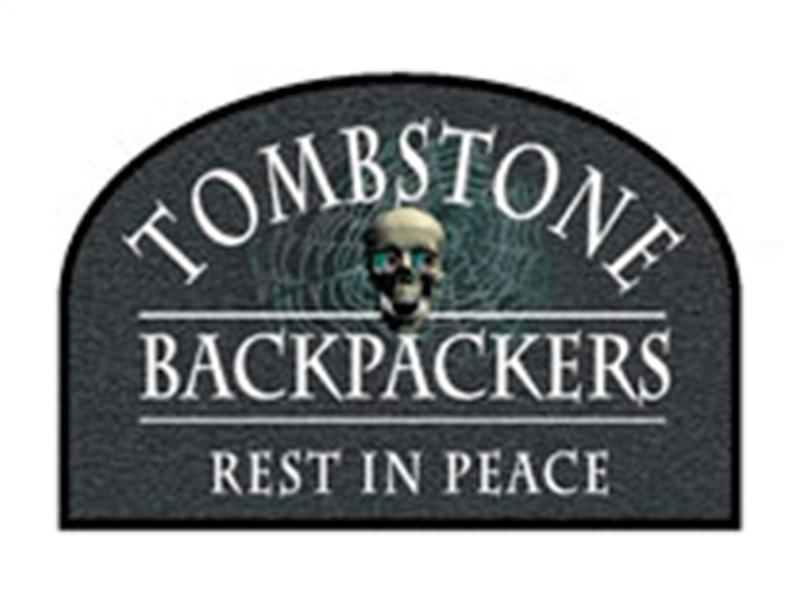 Logo-Tombstone