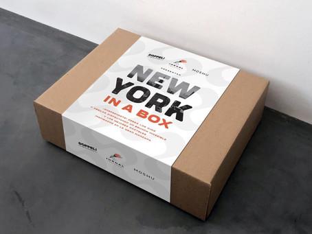 """Moshu, Jornal y Doppel presentan """"New York in a box"""": un brunch ideal para sorprender a los padres"""