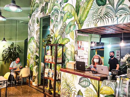 Eggs & Greens Café desembarca en Palermo con su propuesta 100% libre de gluten