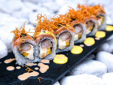 Hija de Tigra ofrece 15 % off en todas las piezas de maki por el Día del Sushi