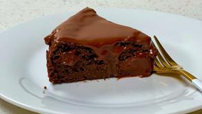 Torta humeda de chocolate ¡la mejor!