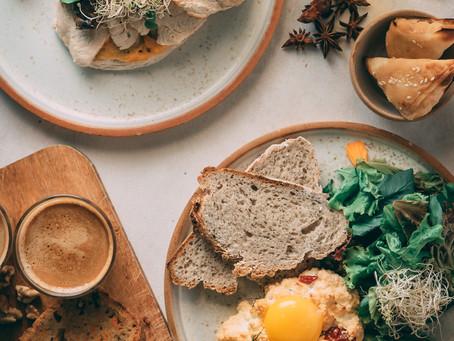 Eggs & Greens Café propone un brunch saludable y gluten free